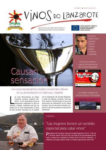 Las mujeres tienen un sentido especial para catar vinos - Lanzarote ...