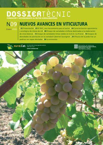 Dossier Tecnic 09 cast.indd - Ministerio de Agricultura, Alimentación ...