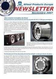 Spanish Newsletter November 2007.indd - Alcoa