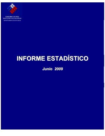Junio-09 - Servicio Nacional de Aduanas