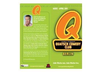 Emmi & Herr Willnowsky - Quatsch Comedy Club