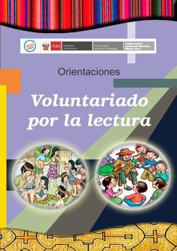 Voluntariado por la lectura - digeibir
