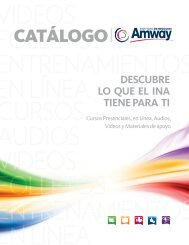 Audios - Amway Colombia