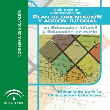 guía para la elaboración del plan de orientación y acción tutorial