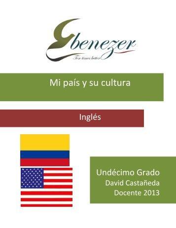 Inglés - colegio academico ebenezer