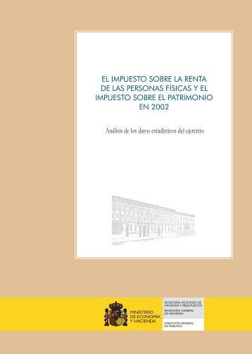 EL IMPUESTO SOBRE LA RENTA DE LAS PERSONAS FÍSICAS Y ...