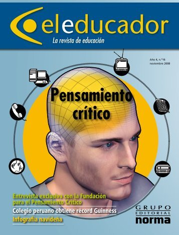 Pensamiento crítico - The Critical Thinking Community