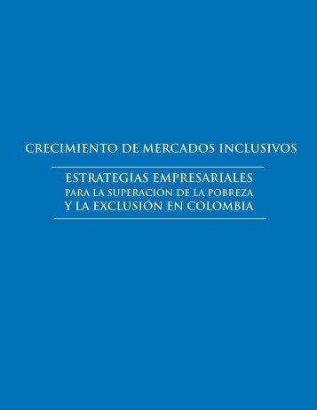 estrategias empresariales crecimiento de ... - PNUD Colombia