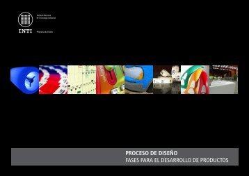proceso de diseño fases para el desarrollo de productos - Inti