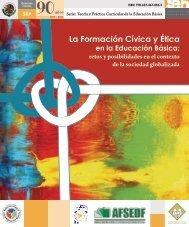 La Formación Cívica y Ética - Subsecretaría de Educación Básica ...