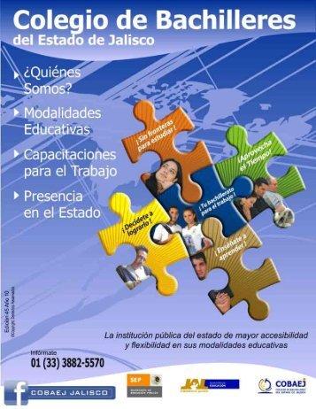 Cole - ¡o de Bachilleres - Colegio de Bachilleres del Estado de Jalisco