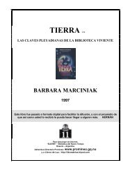 Tierra de Barbara Marciniak - Tartessos.info