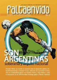 Revista FaltaEnvido – Año 2 – Num 4 – Junio 2011 - Kapiango