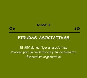 FIGURAS ASOCIATIVAS - Sagarpa