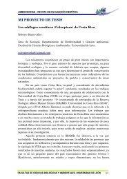 MI PROYECTO DE TESIS - Universidad de León