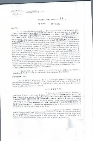 Enlace - Gobierno Regional de Tarapacá
