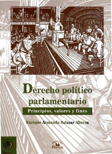 Derecho político parlamentario - Cámara de Diputados