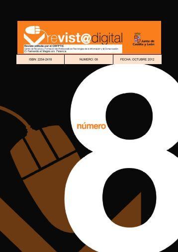 octubre 2012 - Revista Digital - Junta de Castilla y León