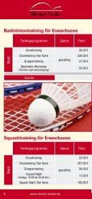 Preise - Racket Center Nußloch - Seite 2