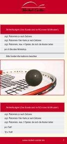 Preise - Racket Center Nußloch - Seite 3