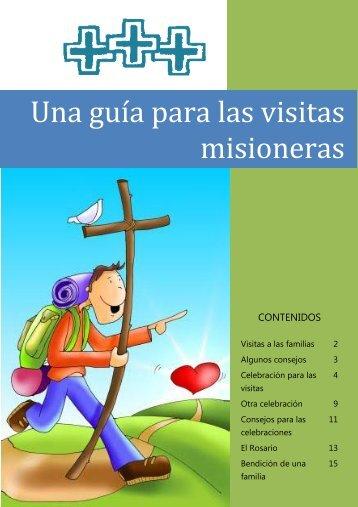 Una guía para las visitas misioneras - Salesianos Uruguay