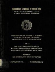 Ver documento. - cdigital - Universidad Autónoma de Nuevo León
