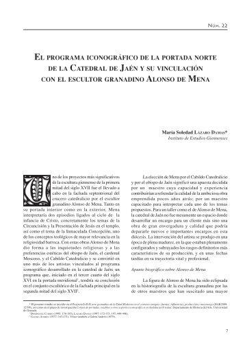 7 - Asociación Amigos Archivo Histórico Diocesano de Jaén