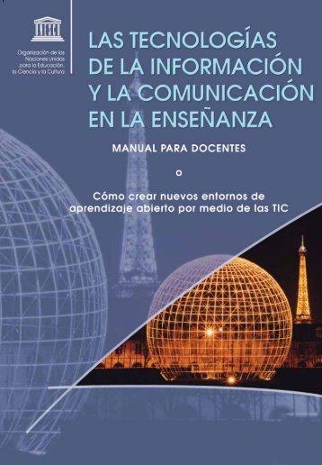 Las Tecnologías de la información y la ... - unesdoc - Unesco