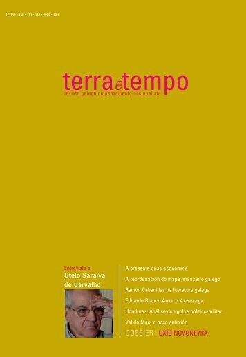 Revista Terra e Tempo 149-152