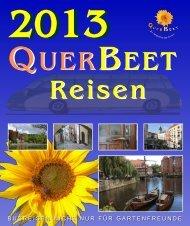 Katalog 2013 - QuerBeet reisen