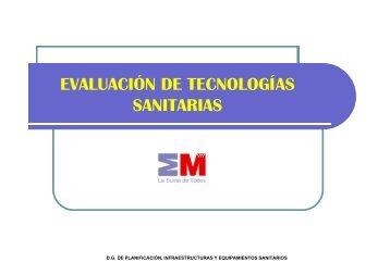 Paloma Arriola: Evaluación de Tecnologías Sanitarias