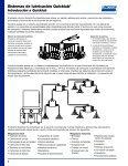 quicklub® sistemas de lubricación centralizada - Lincoln Industrial - Page 4
