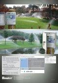 turbinas difusores válvulas programadores ... - Hunter Industries - Page 4