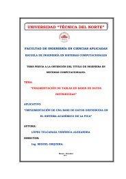 04 ISC 151 PROYECTO.pdf - Repositorio UTN