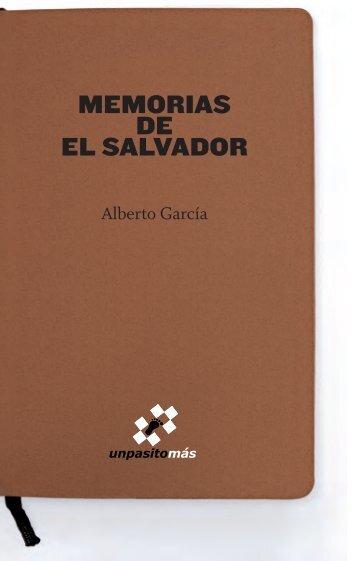 Memorias de El Salvador - Por un pasito más