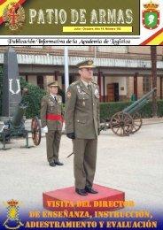 Revista Armas y Cuerpos nº 123 Ejército de tierra