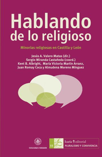 Hablando de lo religioso. Minorías Religiosas en Castilla y León