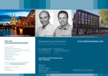 download - Radiologie und Nuklearmedizin in Köln