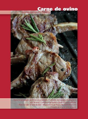 Carne de ovino - Mercasa