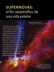 SUPERNOVAS: el fin catastrófico de una vida estelar - IAFE ...