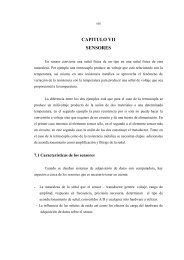 CAPITULO VII SENSORES