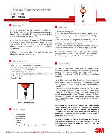 Descarga Ficha - 3M Seguridad Industrial