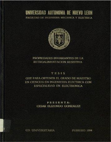 César Elizondo González - cdigital