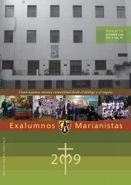 anuario 2009 en pdf - Asociación de Ex Alumnos - Colegio Marianista