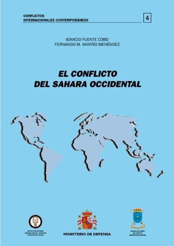 El conflicto del Sahara Occidental - Portal de Cultura de Defensa ...