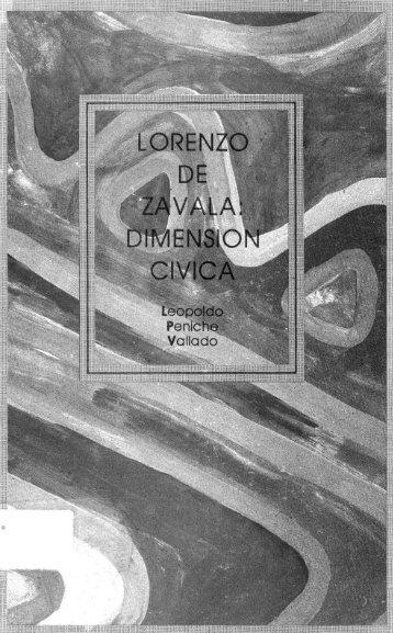 Lorenzo_De_Zavala:_Dimension_Civ... - Biblioteca Virtual de Yucatán