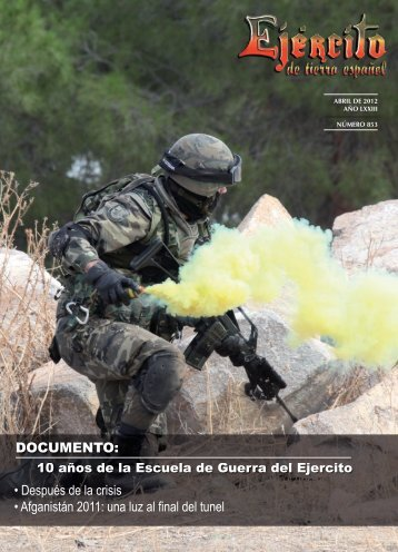 documento - Ejército de tierra - Ministerio de Defensa