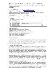 Sonia Medina - Universidad Europea de Madrid