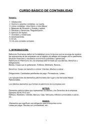 CURSO BÁSICO DE CONTABILIDAD - EPES
