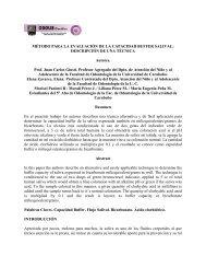 MÉTODO PARA LA EVALUACIÓN DE LA CAPACIDAD BUFFER ...